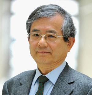 東京工業大学 谷岡名誉教授